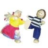 عروسکهای چوبی