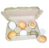 شانه تخم  مرغ های چوبی